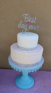 Small wedding cakes kayla knight cakes picture junglespirit Images