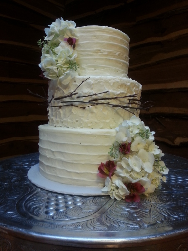 Small wedding cakes kayla knight cakes small wedding cakes junglespirit